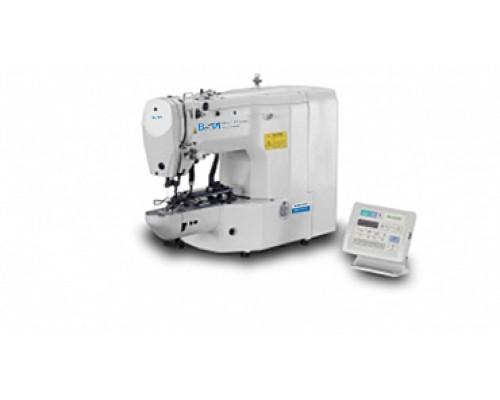BSM 1903A-301(302; 303; 304; 305) Электронный полуавтомат для пришивания пуговиц