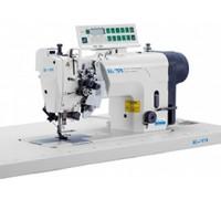 BSM 2845-5-BD-D3/PF Двухигольная промышленная швейная машина