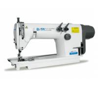 BSM 3800-BD Двухигольная швейная машина двухниточного цепного стежка со встроенным прямым приводом.