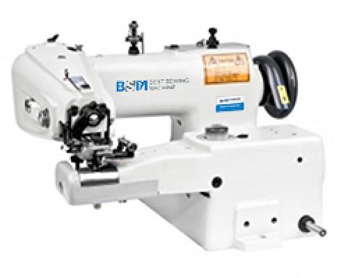 BSM 805R Одноигольная швейная машина потайного стежка