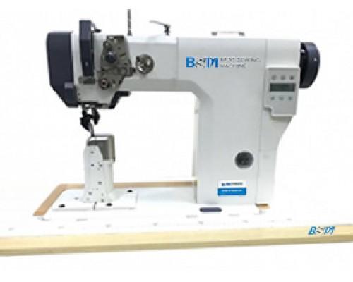 BSM 9610-BD-H-3 Одноигольная швейная машина челночного стежка c прямым энергосберегающим приводом.