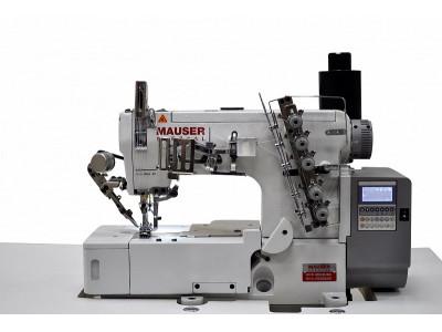 Плоскошовная промышленная швейная машина Mauser Spezial MI5530-E3-01B56