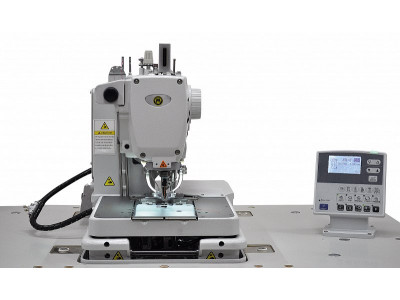 Петельная промышленная швейная машина Mauser Spezial ME9820-01