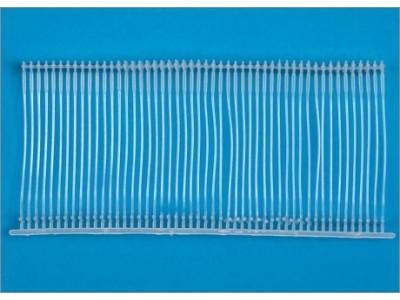 Биркодержатели 45мм стандарт цв прозрачный (уп 5000шт)