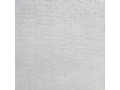 Бязь клеевая сплошная рубашечная 150г/м цв белый 90см (рул 50м) Danelli S3E150