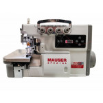 Стачивающе-обметочная промышленная швейная машина оверлок Mauser Spezial MO6151-E00-353B16