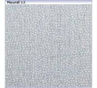 Дублерин эластичный 030г/м цв белый 150см (рул 50,100м) Danelli D3LP25