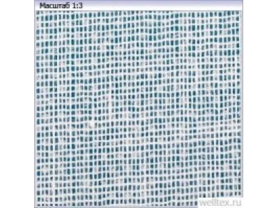 Дублерин корсажный на тканевой основе 135г/м цв белый 112см (рул 50,100м) Danelli D3GP135