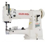 Golden Wheel CS-337LP для втачивания рукава