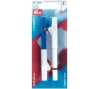Карандаши меловые со стирающей кисточкой Prym 611626
