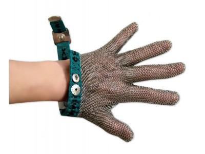 Кольчужная перчатка для защиты рук Chainex