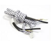 Комплект кабелей и креплений SYUKHGLD для разъема TRIO MINI 3+B (щетка)
