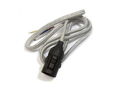 Комплект кабелей и креплений SYUKHGLD для разъема TRIO MINI 3+I (утюг)