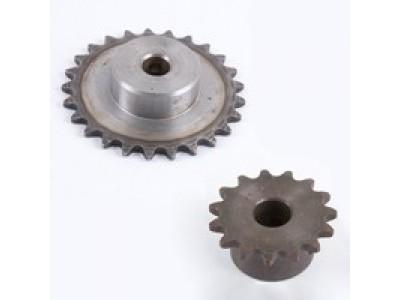 Комплект шестеренок (большая, маленькая) к DY-600 (D-129-130)