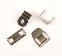 Крючок брючный 4 шипа цв никель (уп 144шт) ULCER (super)