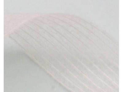 Лента нитепрошивная 20мм цв белый (уп 100м)