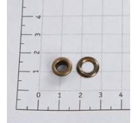 Люверсы нерж №03 цв антик 5мм (уп ок.5000шт)