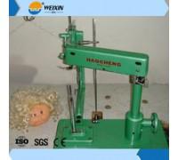 Машина для вшивания волос в кукольную головку