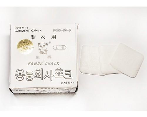 Мел невидимка цв белый (уп 100 шт) T Panda