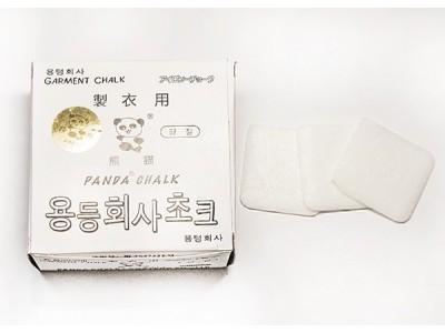 Мел невидимка цв белый (уп 50шт) T Panda