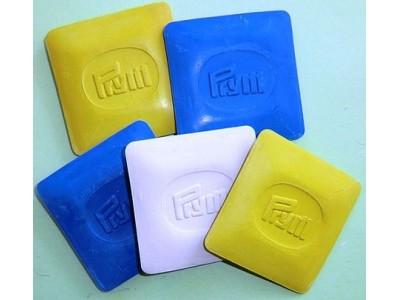 Мел портняжный Prym 611826 (белый/синий/желтый)