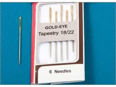 Набор игл для ручного шитья MH-0340-0006 (уп 6шт) Needles