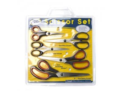 Набор ножниц (уп 5шт) 0330-3002 Veritas