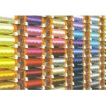 Нитки швейные Madame Tricote, 100% полиэстер, 200m/220 yds