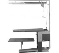 Comel BR/A-SXD-(L/B) базовая модель + подушка с подогревом + освещение и подвеска утюга