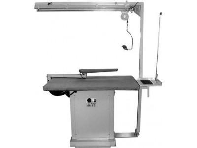 Comel MP/A-S базовая модель + подушка с подогревом + освещение и подвеска утюга + каминная вытяжка