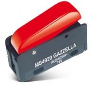 Переключатель SYMS4929XX 21250000 на Gazella Silter для утюга