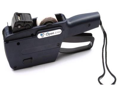 Пистолет маркировочный OPEN S10/А КИРИЛЛИЦА