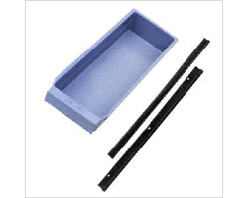 Пластмассовый ящик для швейного стола (малый)