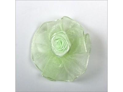 Пришивной элемент 2027 цв салатовый (уп 50шт)
