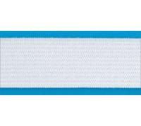 Резинка вязаная стандарт цв белый 010мм (уп 50,100м) Ekoflex
