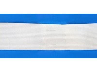 Резинка вязаная стандарт цв белый 025мм (уп 25м) АБ