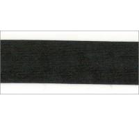 Резинка вязаная стандарт цв черный 040мм (уп 25м) Ekoflex
