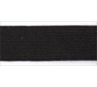 Резинка вязаная ультра 2 цв черный 050мм (уп 25м) Ekoflex