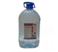 Специально подготовленная вода для паровых приборов 5 л.