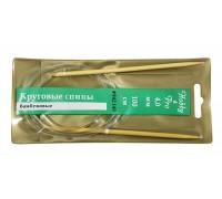 Спицы Hobby&Pro круговые бамбук 100см, 4,0мм (942140) БС
