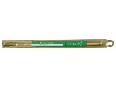 Спицы Hobby&Pro прямые бамбук 35см, 2,5мм (942225) БС