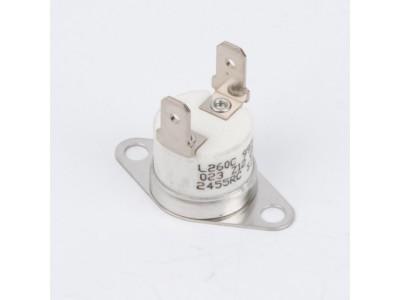 Термопредохранитель TYKS260XX Silter на 260С для парогенератров и утюгов