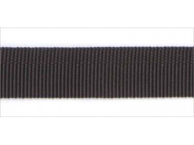 Тесьма брючная цв черный (боб 25, 100м) 1с79