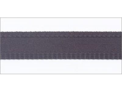 Тесьма брючная цв серый темный 15мм п/э (боб 50м) Ekoflex