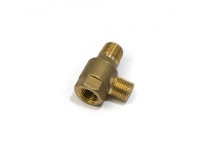 Тройник SY PMT 18 для манометра и переключателя давления