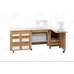 Стол для швейной машины и оверлока Комфорт-5 ( Электро)