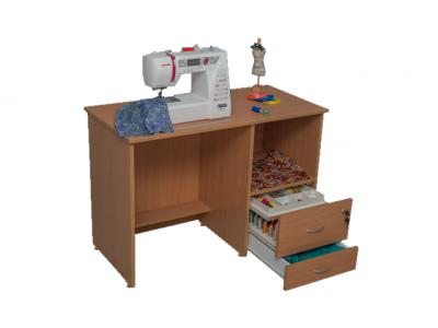 Ученический стол для швейной машины Комфорт JN-2 GOLD