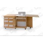 Стол для швейной машины и оверлока Комфорт 1QNP+