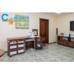 Стол для швейной машины Комфорт-2 GOLD ( Пневмо)