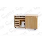 Стол для швейной машины и оверлока Комфорт 1QNP